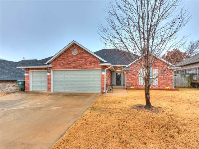 10820 Windmill Farms Road, Midwest City, OK 73130 (MLS #892148) :: Homestead & Co