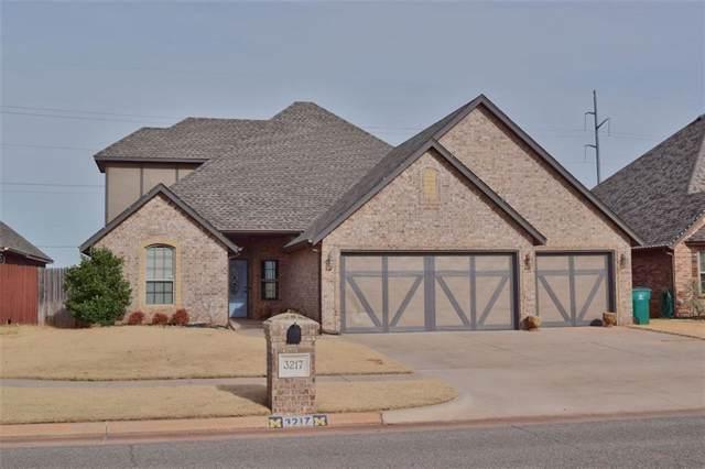 3217 NW 192nd Terrace, Edmond, OK 73012 (MLS #892170) :: Homestead & Co