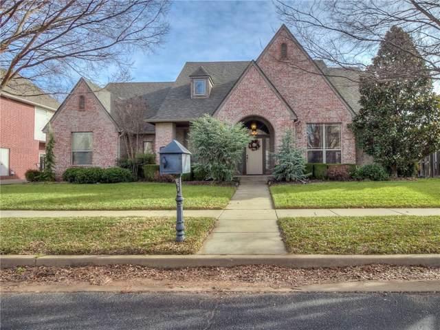 18108 Barrington Drive, Edmond, OK 73012 (MLS #892176) :: Homestead & Co