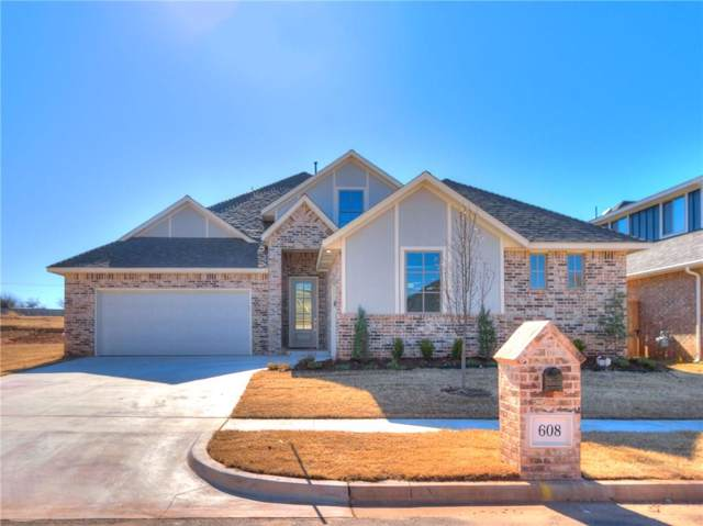 608 Vintage Drive, Norman, OK 73069 (MLS #892186) :: Homestead & Co