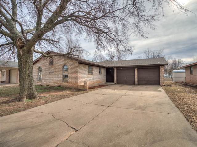 4208 Corbett Drive, Del City, OK 73115 (MLS #892203) :: Homestead & Co