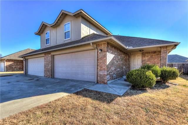 9612 SW 17th Street, Oklahoma City, OK 73128 (MLS #892215) :: Homestead & Co