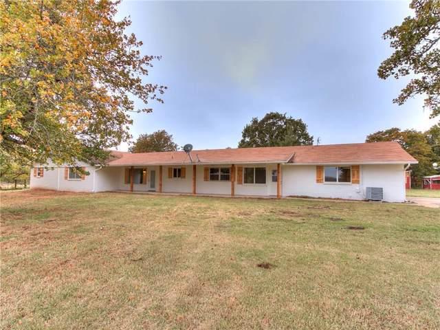 15300 Walker Road, Shawnee, OK 74801 (MLS #892218) :: Homestead & Co