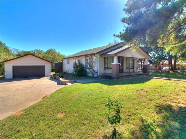 2904 N Choctaw Road, Choctaw, OK 73020 (MLS #892221) :: Homestead & Co