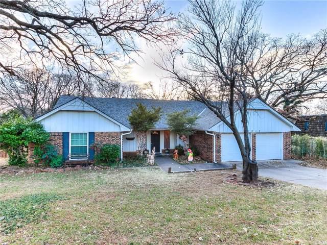 2013 Cedar Ridge Road, Edmond, OK 73013 (MLS #892223) :: Homestead & Co