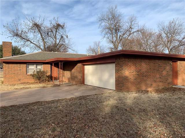 202 Sunny Lane, Chickasha, OK 73018 (MLS #892239) :: Homestead & Co