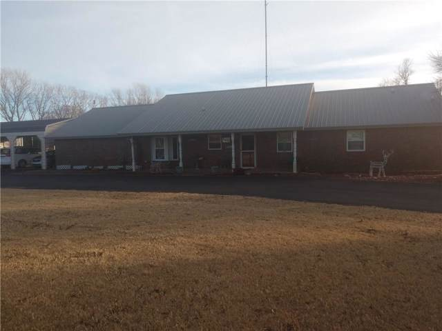 5402 E Tyler Drive, Tuttle, OK 73089 (MLS #892248) :: Homestead & Co