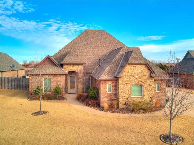 4708 Belmar Court, Edmond, OK 73025 (MLS #892249) :: Homestead & Co