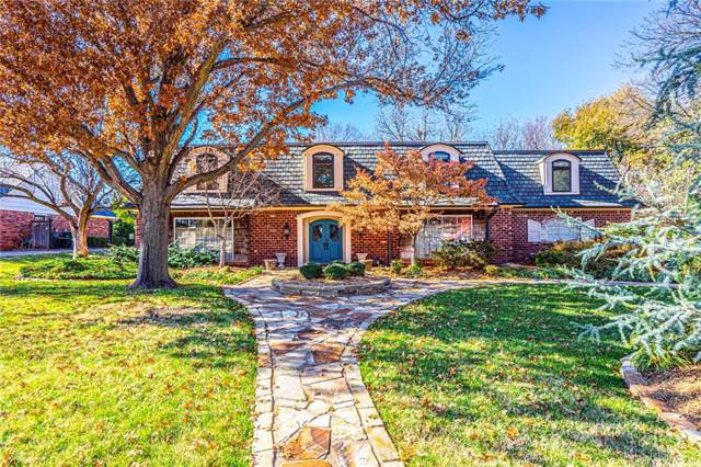 3609 Quail Creek Road, Oklahoma City, OK 73120 (MLS #892260) :: Homestead & Co