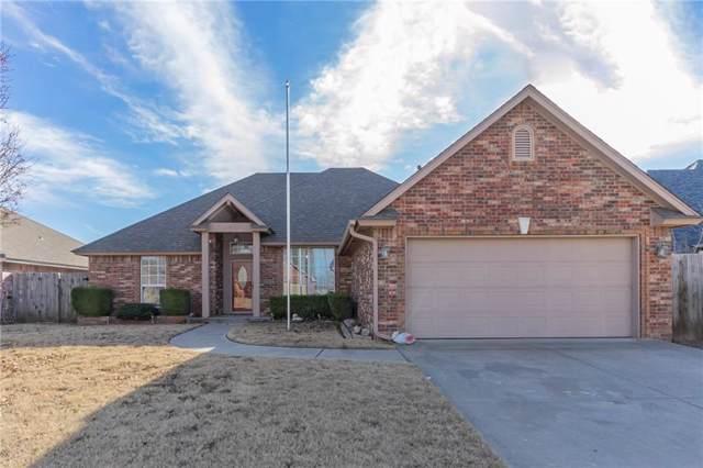 1104 SW 126th Street, Oklahoma City, OK 73170 (MLS #892300) :: Homestead & Co