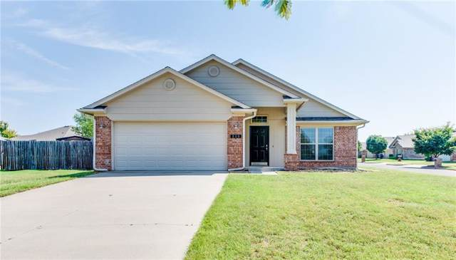 808 Dogwood Court, Moore, OK 73160 (MLS #892301) :: KING Real Estate Group