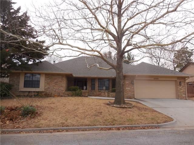 6208 Sudbury Drive, Oklahoma City, OK 73162 (MLS #892313) :: Homestead & Co