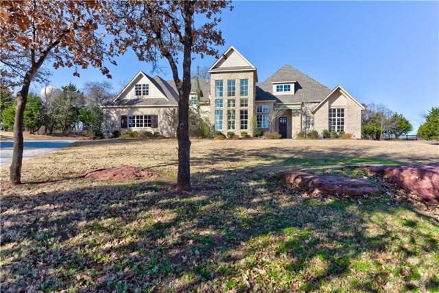 1509 Brook Bank Drive, Edmond, OK 73049 (MLS #892329) :: Homestead & Co