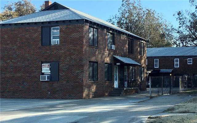 316 SW 27th Street 1-7, Oklahoma City, OK 73109 (MLS #892332) :: Keri Gray Homes