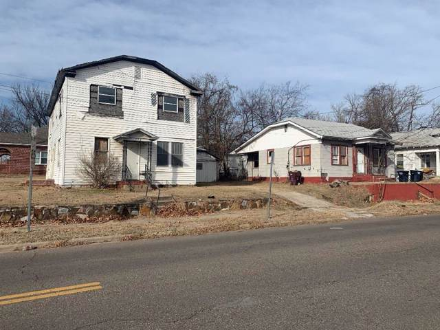610 N Union Avenue, Shawnee, OK 74801 (MLS #892338) :: Homestead & Co