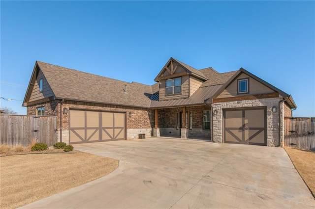 5921 Windstone Drive, Norman, OK 73072 (MLS #892345) :: Homestead & Co