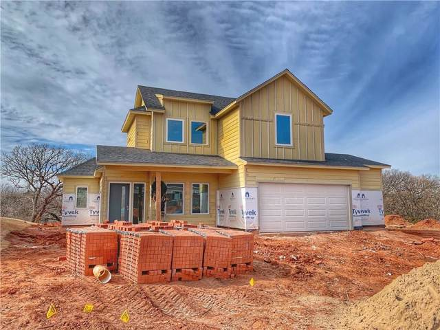 18205 Chisholm Creek Farm Lane, Edmond, OK 73012 (MLS #892349) :: Homestead & Co