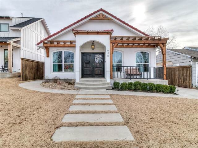 1636 NW 15th Street, Oklahoma City, OK 73106 (MLS #892352) :: Homestead & Co