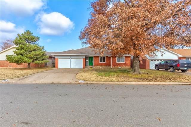 2529 NW 49th Street, Oklahoma City, OK 73112 (MLS #892355) :: Homestead & Co