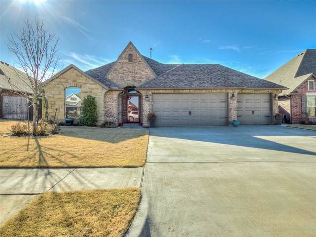 4200 SE 37th Street, Norman, OK 73071 (MLS #892360) :: Erhardt Group at Keller Williams Mulinix OKC