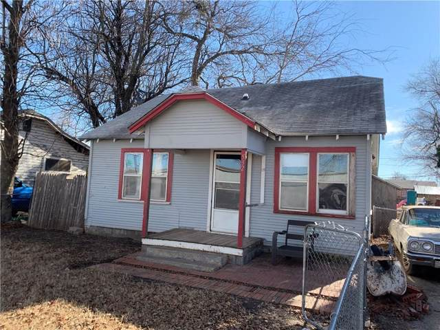 532 NW 1st Street, Moore, OK 73160 (MLS #892361) :: KING Real Estate Group