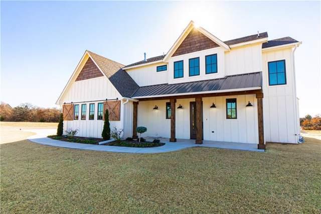 280 Old Farm Road, Edmond, OK 73034 (MLS #892362) :: Homestead & Co