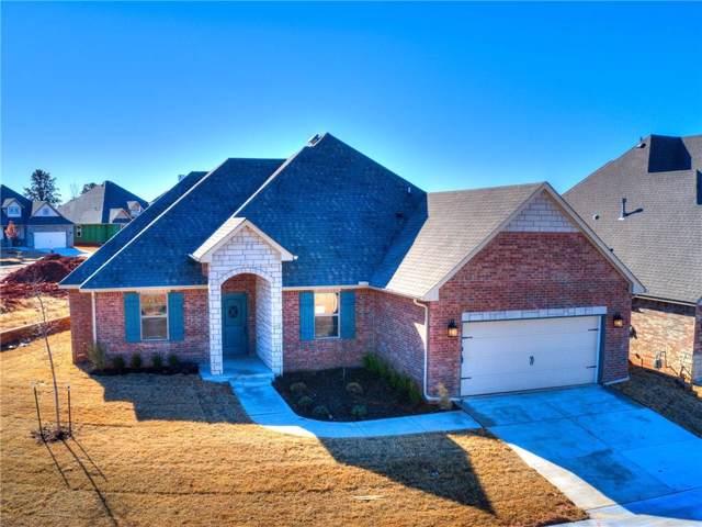 712 NW 192nd Terrace, Edmond, OK 73012 (MLS #892378) :: Homestead & Co