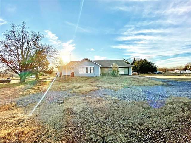 1000 S Front Street, Noble, OK 73068 (MLS #892390) :: Homestead & Co