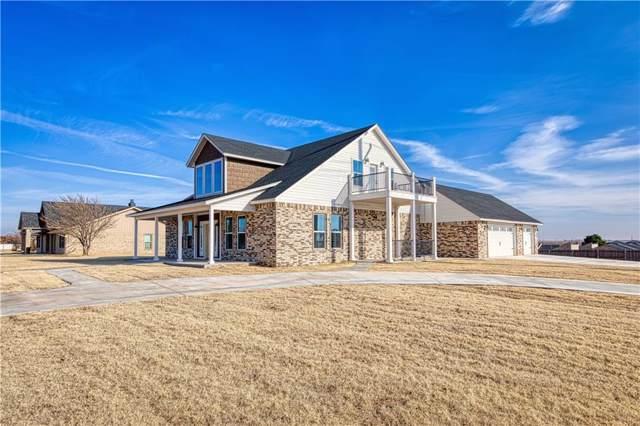 114 Clubhouse Drive, Elk City, OK 73644 (MLS #892394) :: Homestead & Co