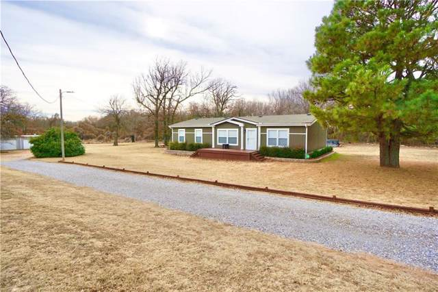 17220 SE 59 Street, Choctaw, OK 73020 (MLS #892409) :: Homestead & Co