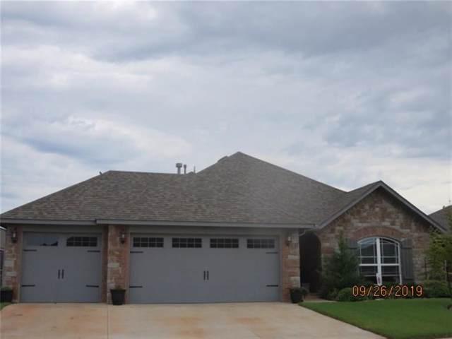 18400 Summer Grove Avenue, Edmond, OK 73012 (MLS #892411) :: Homestead & Co