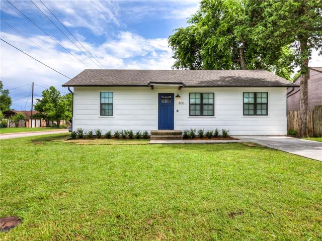 6721 N Shartel Avenue, Oklahoma City, OK 73116 (MLS #892413) :: Homestead & Co