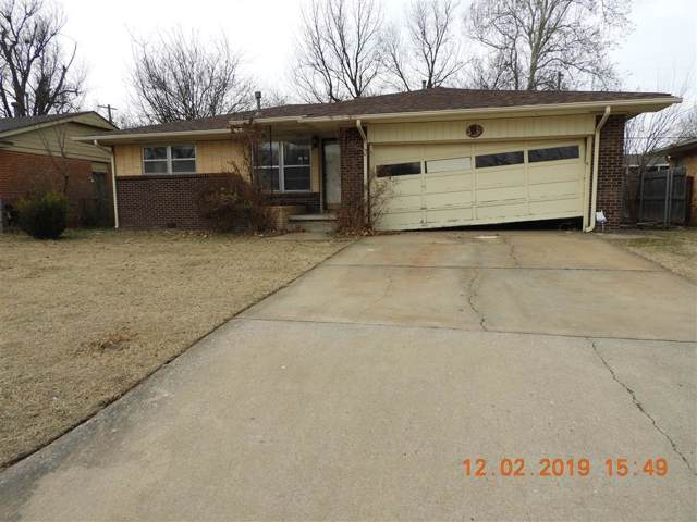 829 E Towry Drive, Midwest City, OK 73110 (MLS #892436) :: Homestead & Co