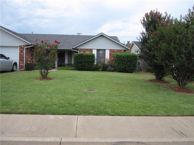 341 Choctaw Place, Yukon, OK 73099 (MLS #892463) :: Homestead & Co
