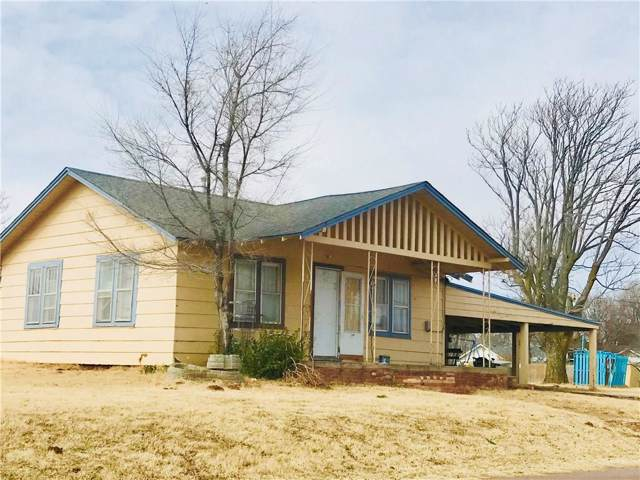 603 W 7th Street, Elk City, OK 73644 (MLS #892464) :: Homestead & Co