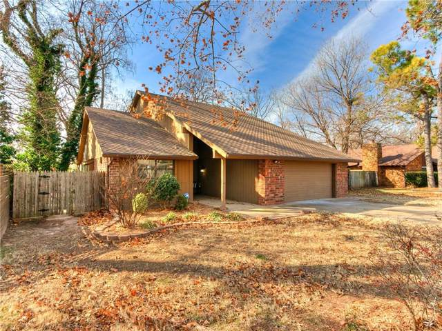 506 Cherry Creek Drive, Norman, OK 73072 (MLS #892487) :: Erhardt Group at Keller Williams Mulinix OKC