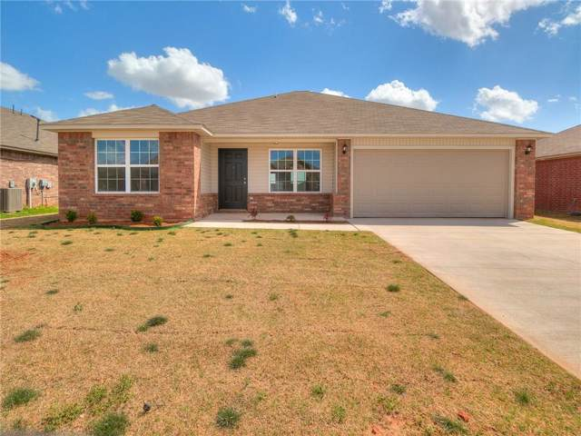 1004 N Trappers Court Way, Mustang, OK 73064 (MLS #892496) :: Homestead & Co