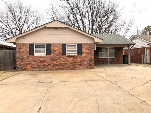 2408 Knox Drive, Del City, OK 73115 (MLS #892510) :: Homestead & Co