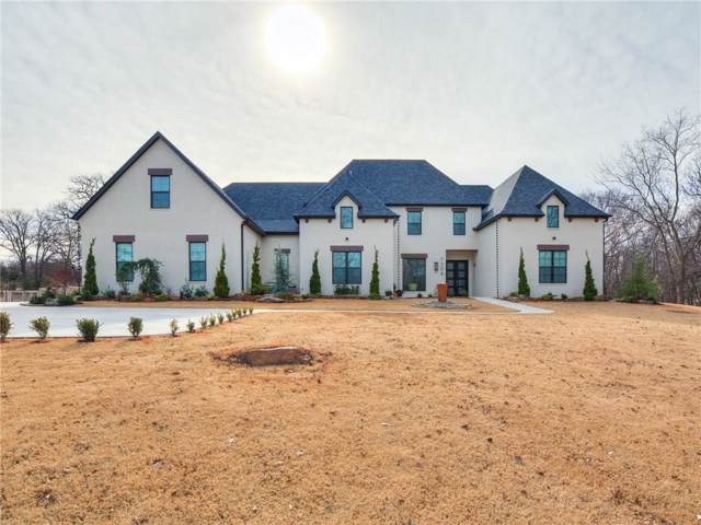 7208 Lost Forest Drive, Edmond, OK 73034 (MLS #892536) :: KING Real Estate Group
