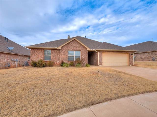 7325 NW 148th Street, Oklahoma City, OK 73142 (MLS #892555) :: Homestead & Co