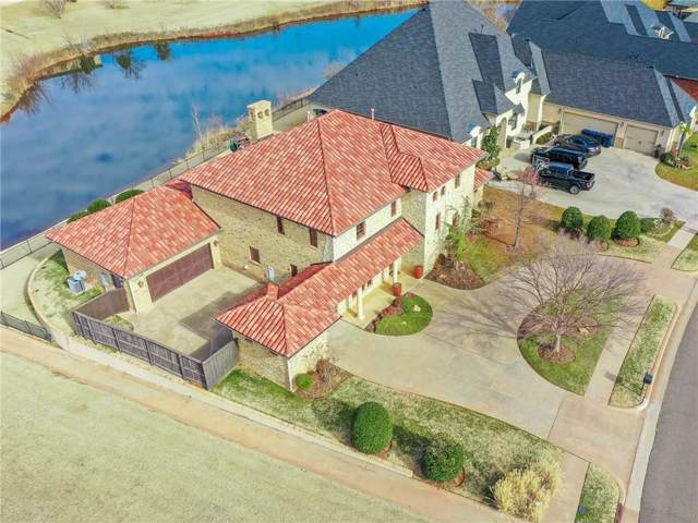 16905 Shorerun Drive, Edmond, OK 73012 (MLS #892569) :: Homestead & Co