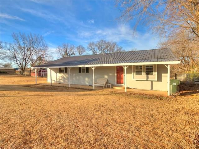 903 W Highland Street, Tecumseh, OK 74873 (MLS #892574) :: Homestead & Co