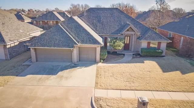 17104 Granite Place, Edmond, OK 73012 (MLS #892586) :: Homestead & Co