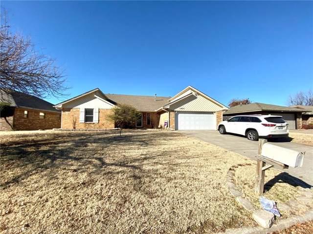 10405 Falcon Place, Oklahoma City, OK 73162 (MLS #892591) :: Homestead & Co