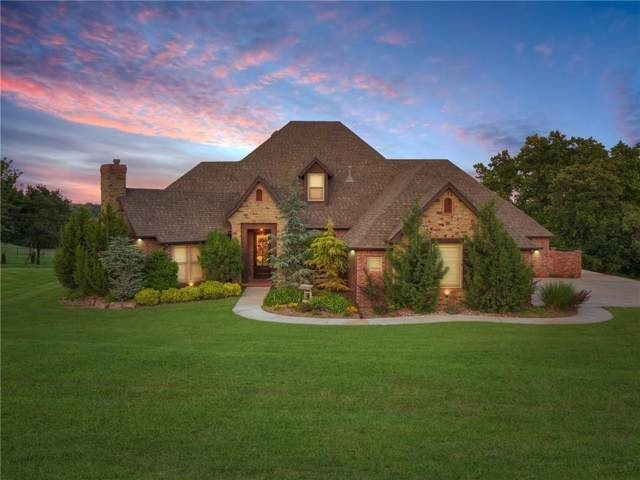 5200 Wheatley Way, Edmond, OK 73034 (MLS #892596) :: Erhardt Group at Keller Williams Mulinix OKC