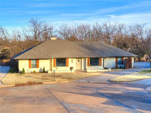 2900 Prairie Rose Court, Oklahoma City, OK 73120 (MLS #892611) :: Homestead & Co