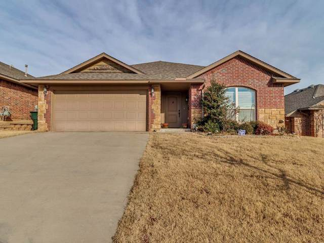 10661 SE 26th Street, Midwest City, OK 73130 (MLS #892617) :: Homestead & Co