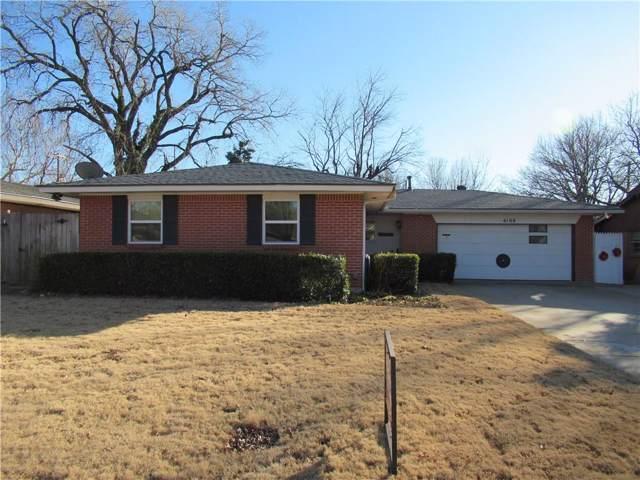 4108 NW 51st Street, Oklahoma City, OK 73112 (MLS #892629) :: Homestead & Co