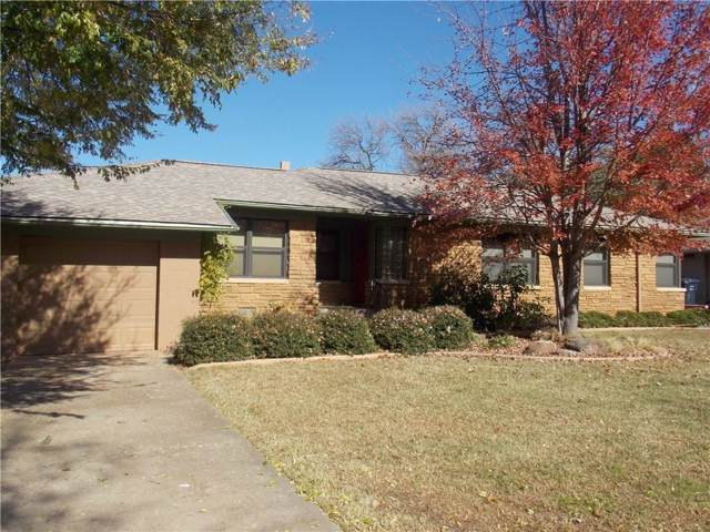 711 NW 45th Street, Oklahoma City, OK 73118 (MLS #892634) :: Erhardt Group at Keller Williams Mulinix OKC
