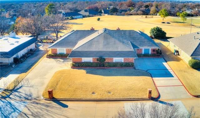 12419 Green Valley Drive, Oklahoma City, OK 73120 (MLS #892641) :: KING Real Estate Group